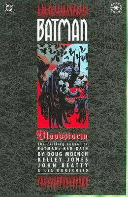 Batman Bloodstorm SC (Paperback)