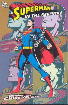 Superman In The Seventies (Paperback)