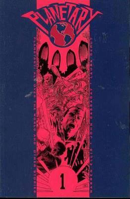 Planetary Vol 01 (Paperback)