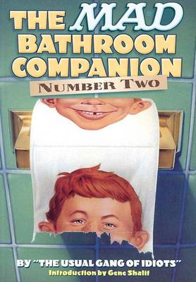 Mad Bathroom Companion Number Two (Paperback)