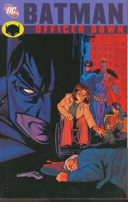 Batman Officer Down TP (Paperback)