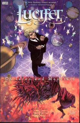 Lucifer TP Vol 02 Children And Monsters (Paperback)