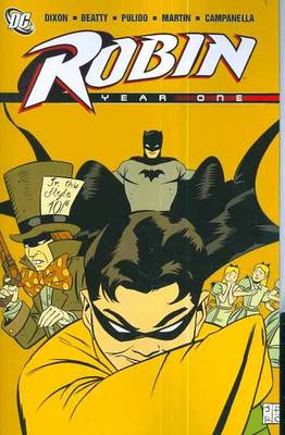 Robin Year One TP (Paperback)
