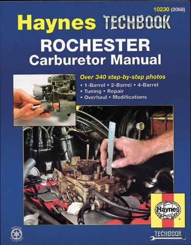 Rochester Carburetor Manual (Paperback)