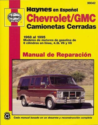 Chevrolet/GMC Camionetas Cerradas (68 - 95) (Paperback)