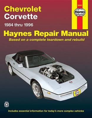 Chevrolet Corvette (84 - 96) (Paperback)