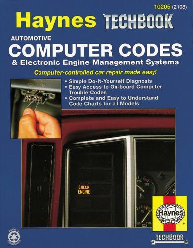 Automotive Computer Codes (Paperback)