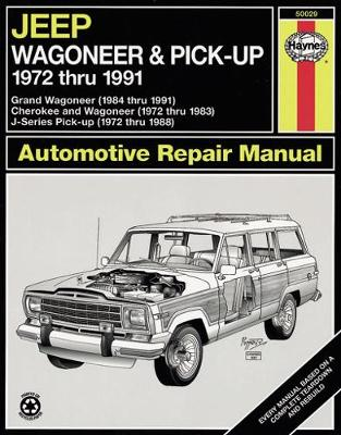 Jeep Wagoneer & Pick-Up (72 - 91) (Paperback)