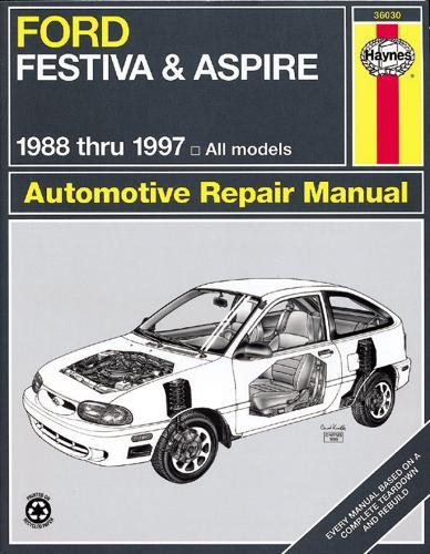Ford Festiva & Aspire (88 - 97) (Paperback)