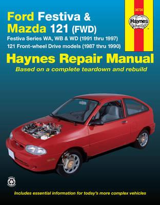 Ford Festiva & Mazda 121 (FWD) (87 -97) (Paperback)