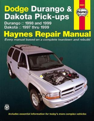 Dodge Dakota Pick-Up And Durango (97 - 99) (Paperback)