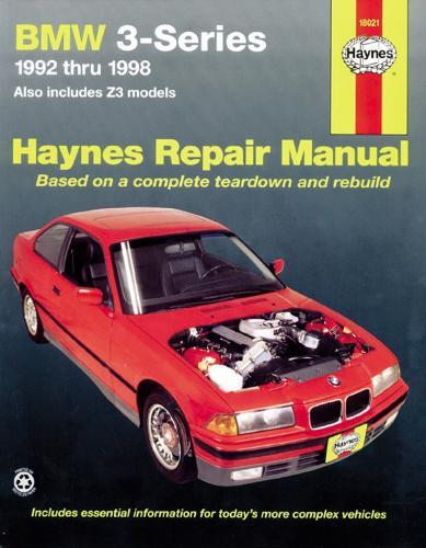 BMW 3-Series (92 - 98) (Paperback)