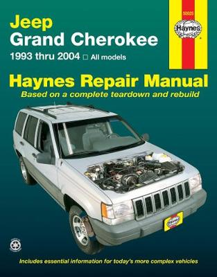 Jeep Grand Cherokee (93 - 04) (Paperback)