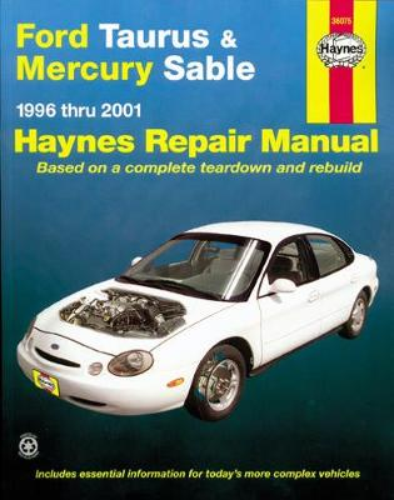 Ford Taurus & Mercury Sable (96 - 05) (Paperback)