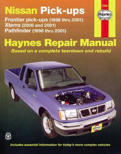 Nissan Frontier, Xterra & Pathfinder Pick-Ups (96 - 04) (Hardback)