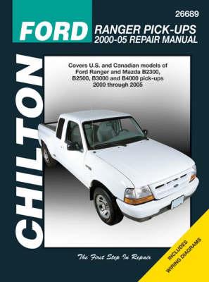 Ford Ranger Pick-Ups (00 - 05) (Paperback)