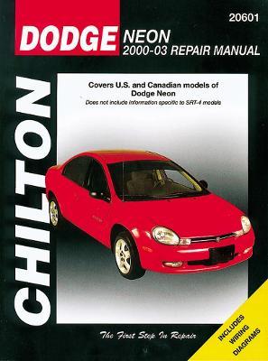 Dodge Neon (Chilton): 00-05 (Paperback)