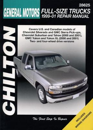 Gm Full Size Trucks: 99-06 (Paperback)