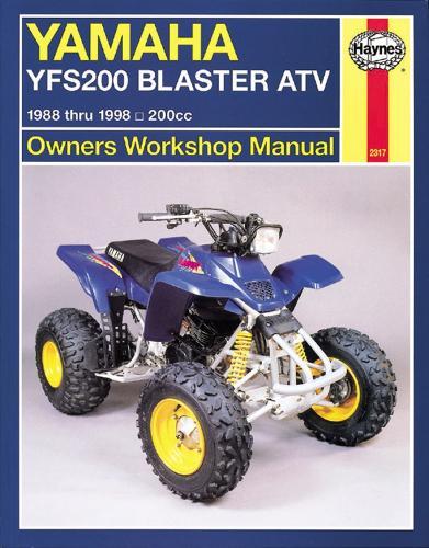 Yamaha YFS200 Blaster ATV (98 - 06) (Paperback)