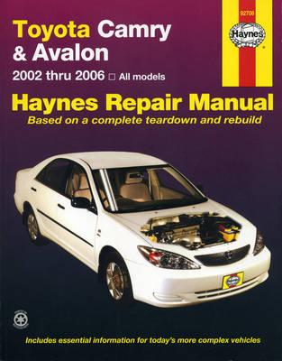 Toyota Camry & Avalon 02-06 (Paperback)