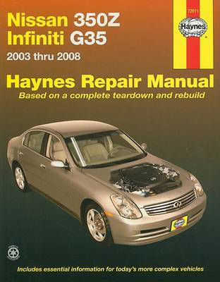 Nissan 350Z & Infiniti (Paperback)