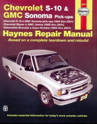 Chevrolet S-10 & GMC Sonoma Pick-Ups 94 (Paperback)