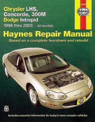 Chrysler LH UD 1998-04 (Hardback)
