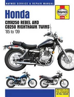 HM Honda CMX250 G 85-09 (Hardback)
