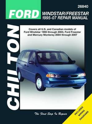 Ford Windstar 95-07 (Paperback)