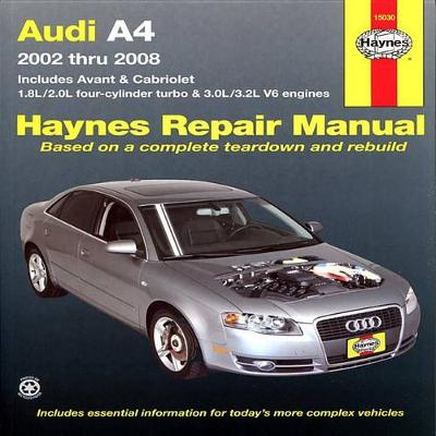 Audi A4: 02-08 (Paperback)