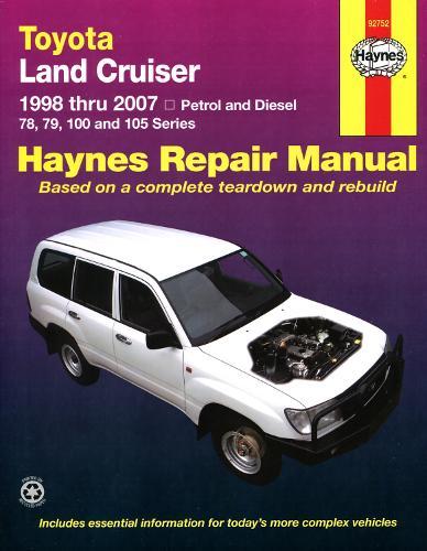Toyota Landcruiser 2005-07 (Paperback)