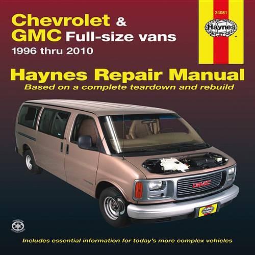 Chevrolet Express & GMC Sav: 97-10 (Paperback)