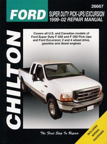 Ford Super Duty Pick-Ups: 99-10 (Paperback)