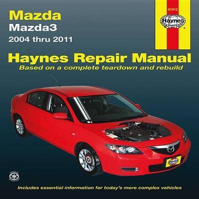 Mazda 3 2004-2011 (Aus) (Paperback)