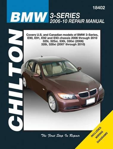 BMW 3-Series '06 - '10 (Hardback)