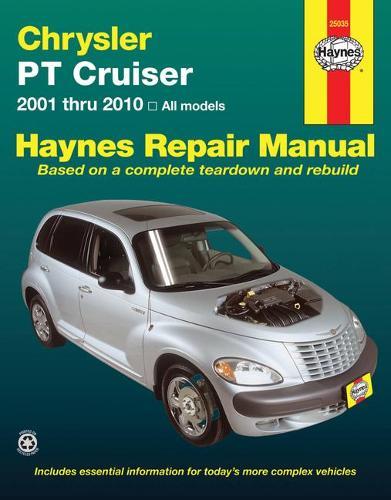 Chrysler PT Cruiser: 2001 -2010 (Paperback)