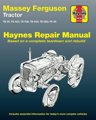 Massey Ferguson Tractor (Paperback)
