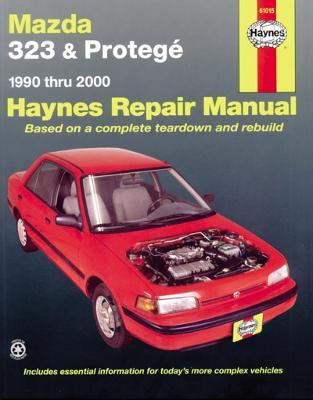 Mazda Protege (Paperback)