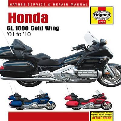 Honda Gold Wing - Haynes Automotive Repair Manuals (Hardback)