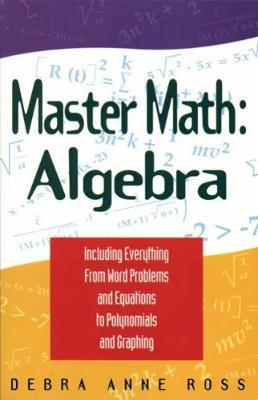 Master Math: Algebra (Paperback)