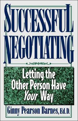 a literary analysis of successful negotiation by ginny pearson barnes