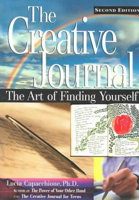 The Creative Journal: The Art of Finding Yourself (Paperback)
