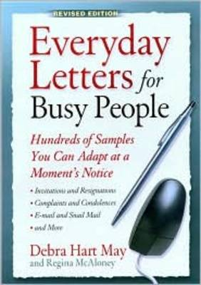 Everyday Letters for Busy People: Hundreds of Samples You Can Adapt at a Moment's (Paperback)