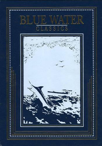 The Fisherman Under the Southern Cross: A Story of Adventure in New Zealand - Blue Water Classics (Leather / fine binding)