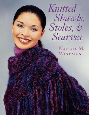 Knitted Shawls, Stoles, and Scarves (Paperback)