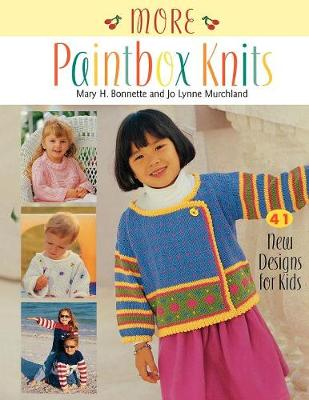 More Paintbox Knits (Paperback)