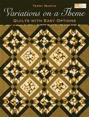 Variations on a Theme: Quilts with Easy Options (Paperback)