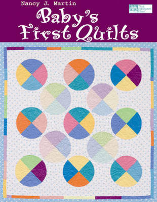 Baby's First Quilts (Paperback)