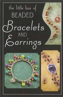 Little Box of Beaded Bracelets and Earrings - Little Box