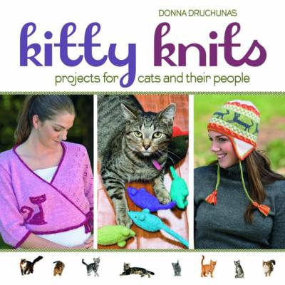Kitty Knits: Projects for Cats and Their People (Paperback)